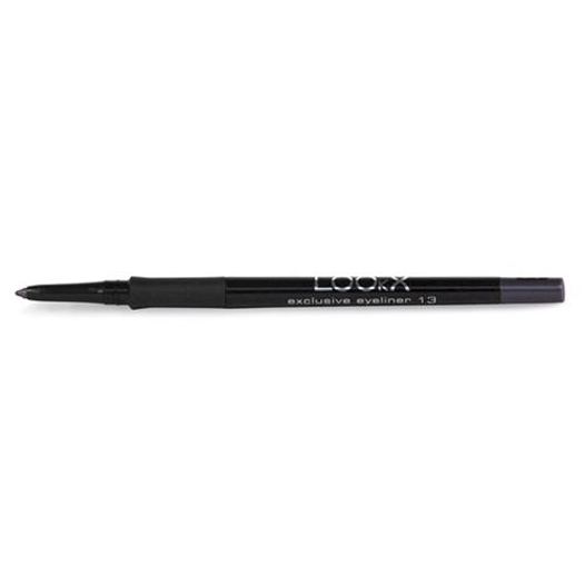 LOOkX EXCLUSIVE EYELINER NR13 Mousegrey Matt