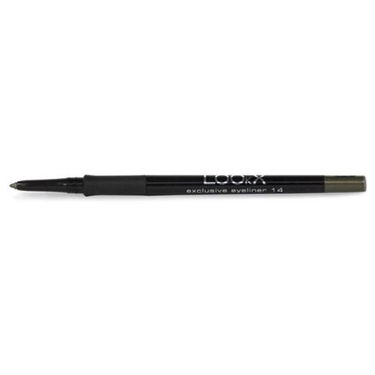 LOOkX EXCLUSIVE EYELINER NR14 Mossgreen Pearl