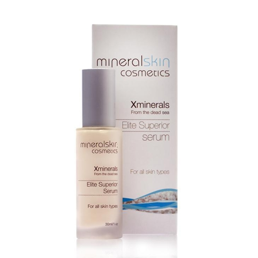 XMINERALS ELITE SUPERIOR SERUM