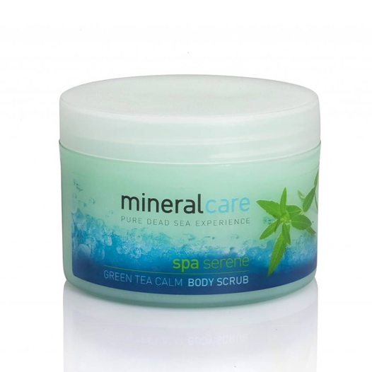 SPA BODY SCRUB - Green Tea 300ml
