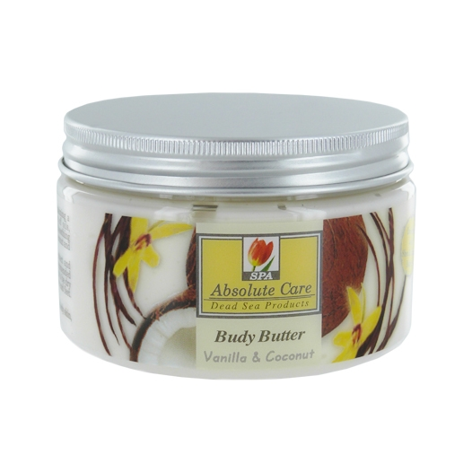 ABSOLUTE CARE BODY BUTTER vanilla & coconut