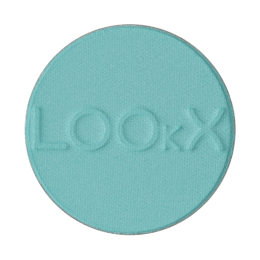 LOOKX EYESHADOW N°803 Rain forest mattpearl vj 2015