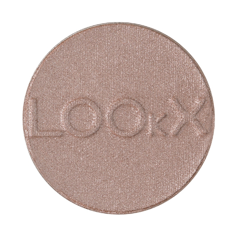 LOOkX EYESHADOW N°134 Taupe Pearl+