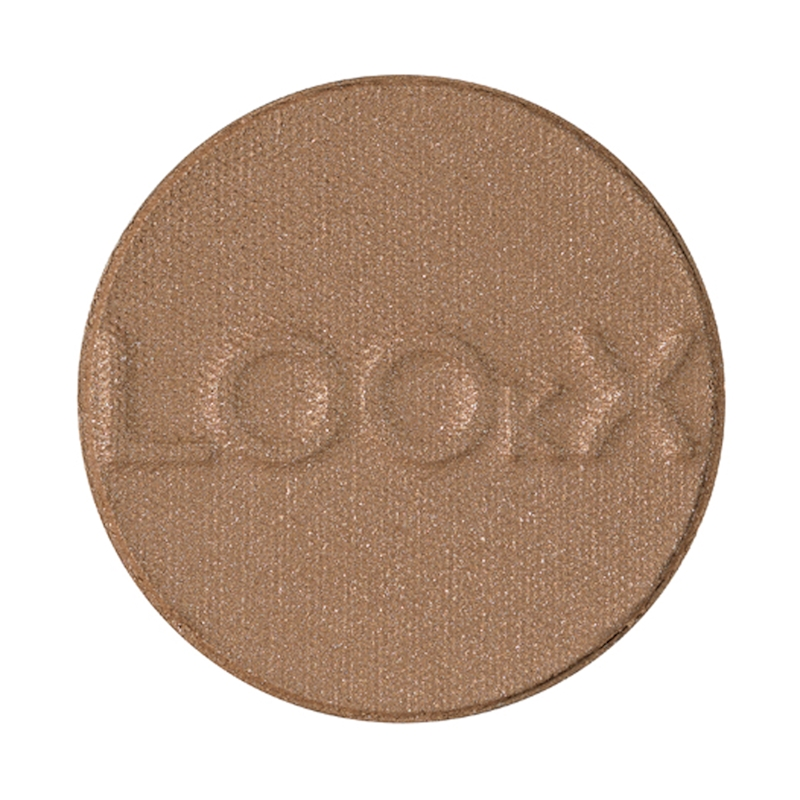 LOOkX EYESHADOW N°156 Coffee Pearl