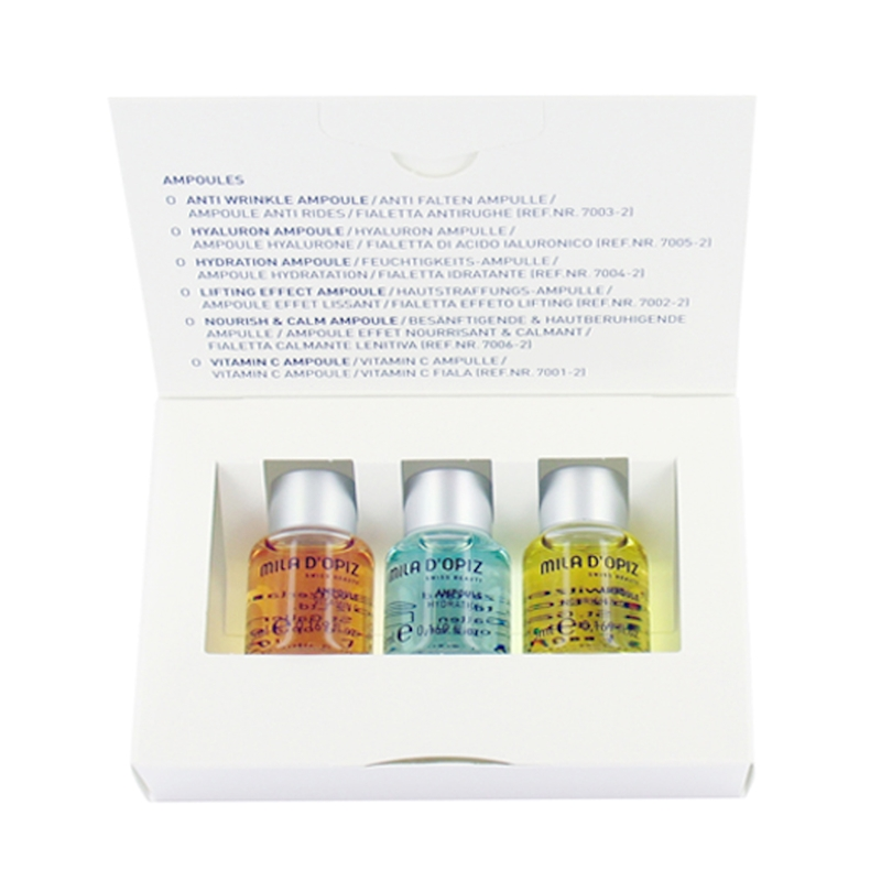 BOX CONCENTRATE COLLECTION ANTI-AGEING 3x5ml