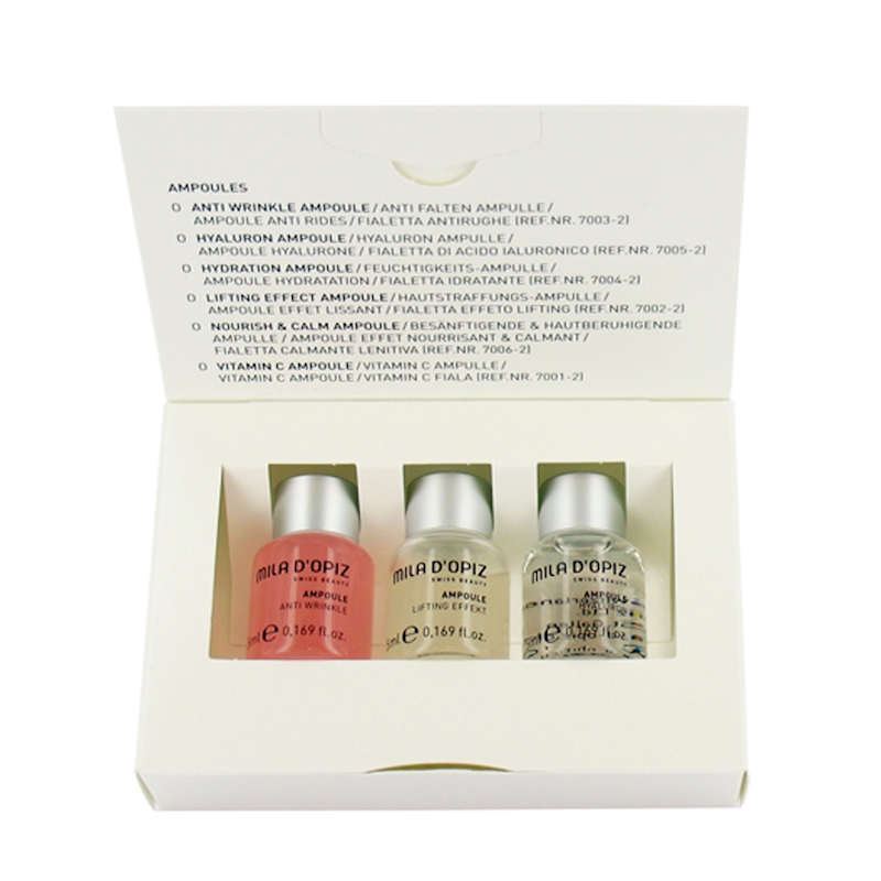BOX CONCENTRATE COLLECTION LIFTING 3X5ml