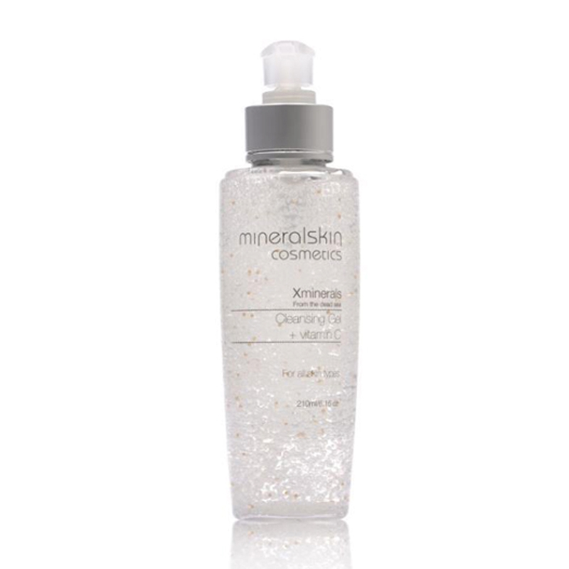 XMINERALS CLEANSING GEL + VITAMIN C 210ml