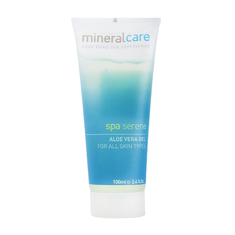 JUST MINERAL ALOE VERA GEL 100ml