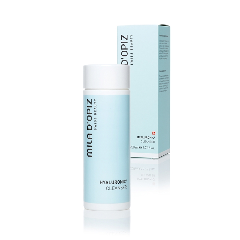 HYALURONIC CLEANSING GEL 200ml