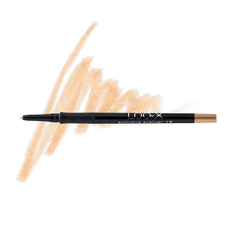 LOOKX EXCLUSIVE EYELINER NR18 Miracle Nude