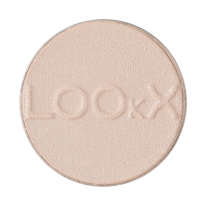 LOOkX EYESHADOW N°126 Cream Sand pearl+