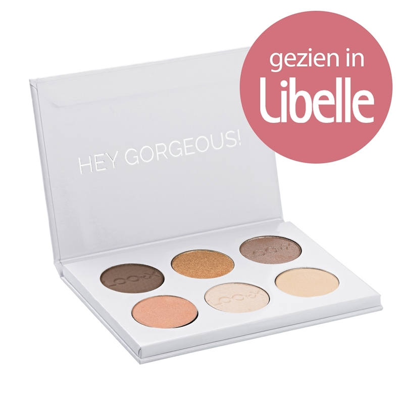 LOOkX EYESHADOW PALLET Down to earth