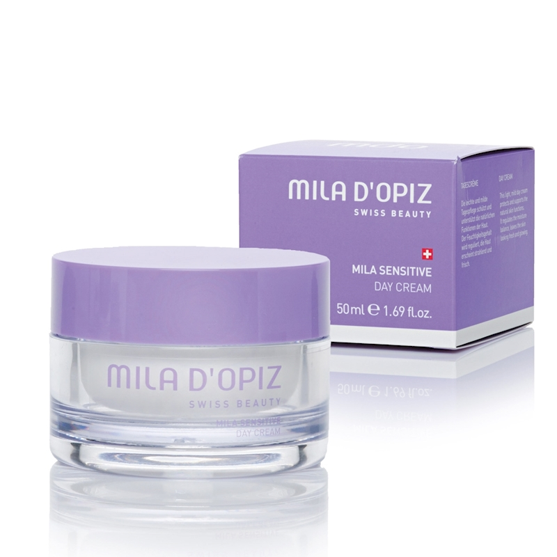 MILA SENSITIVE DAY CREAM* 50ml
