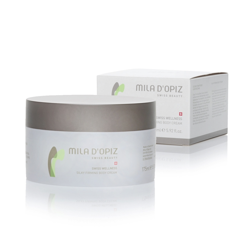 SWISS WELLNESS BODY FIRMING CREAM 175ml