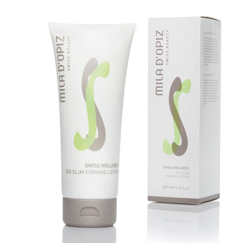 SWISS WELLNESS ISO FIRMING LOTION 200ml