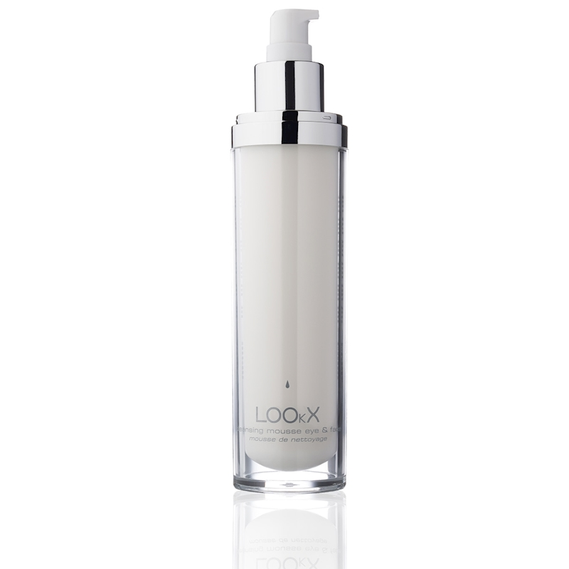 SKINCARE CLEANSING MOUSSE EYE & FACE 120ml