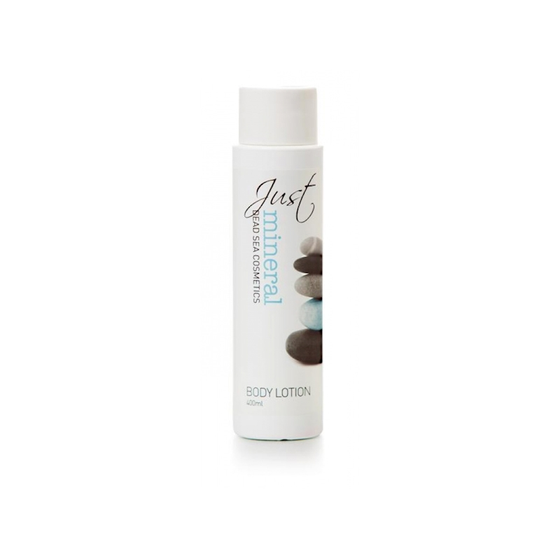 JUST MINERAL BODY LOTION 400ml
