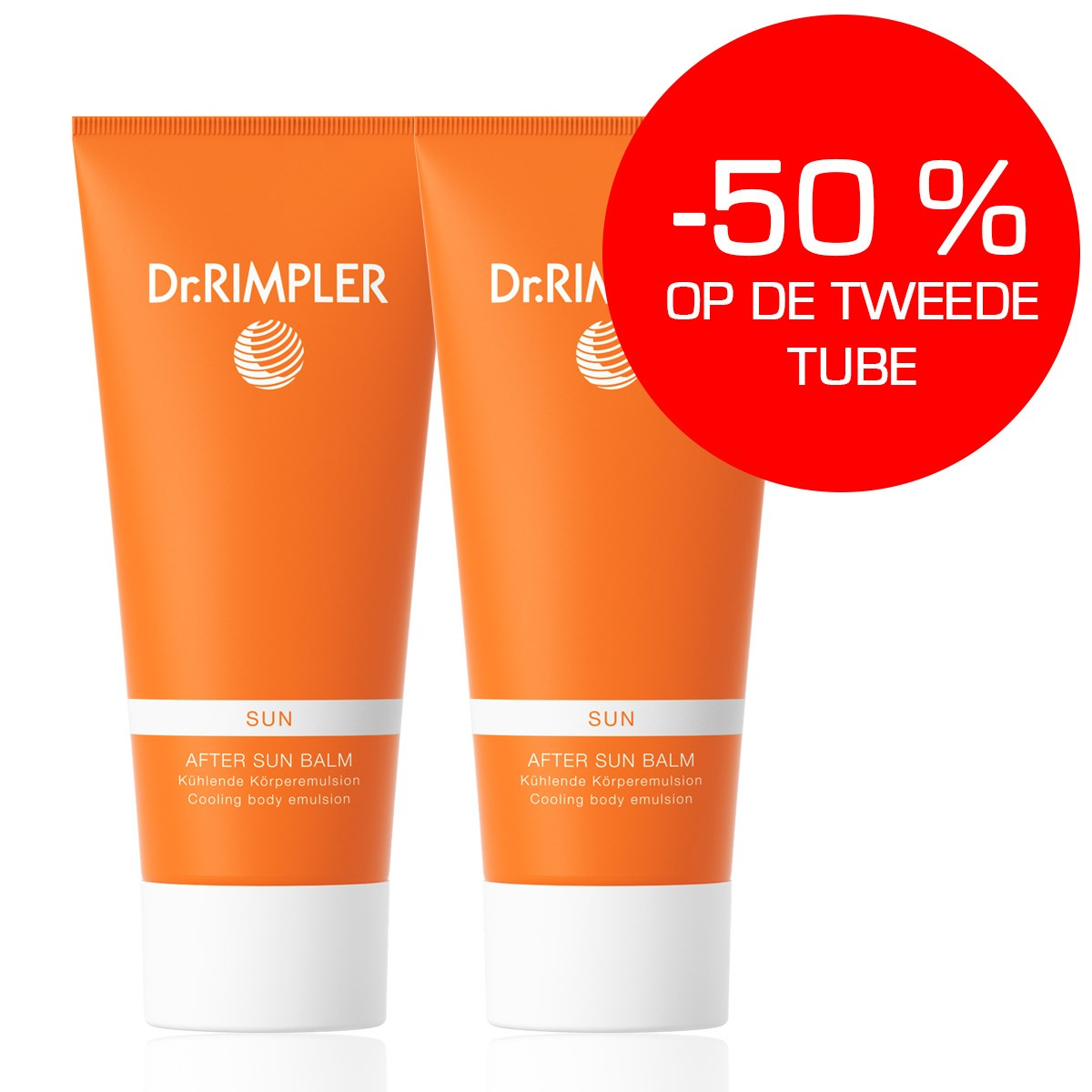 DR RIMPLER AFTER SUN BALM DUO PACK 2x200ml